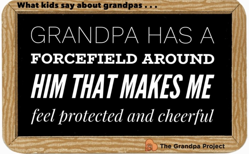 What Kids Have To Say About Grandpa 23