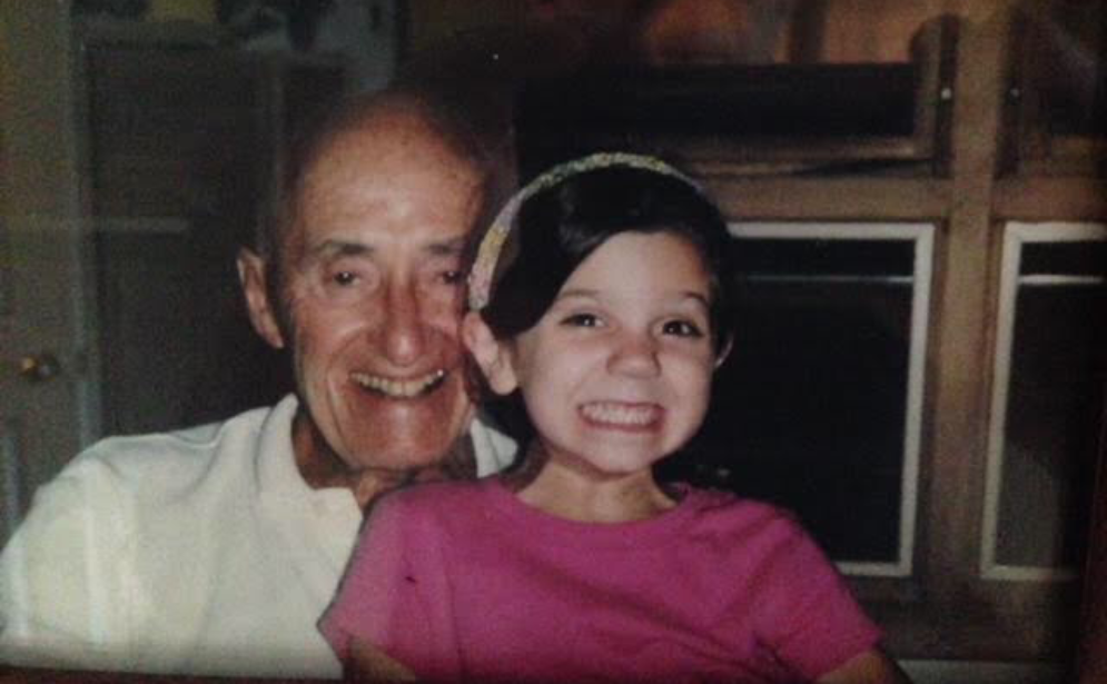 Friend First and Never Say Die Attitude Was Greatest Gift To His Granddaughters 3