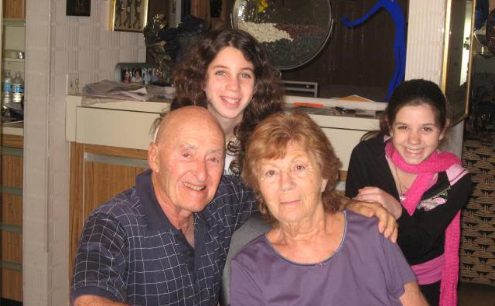 Friend First and Never Say Die Attitude Was Greatest Gift To His Granddaughters 1