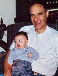 Xavier's Grandpa 3